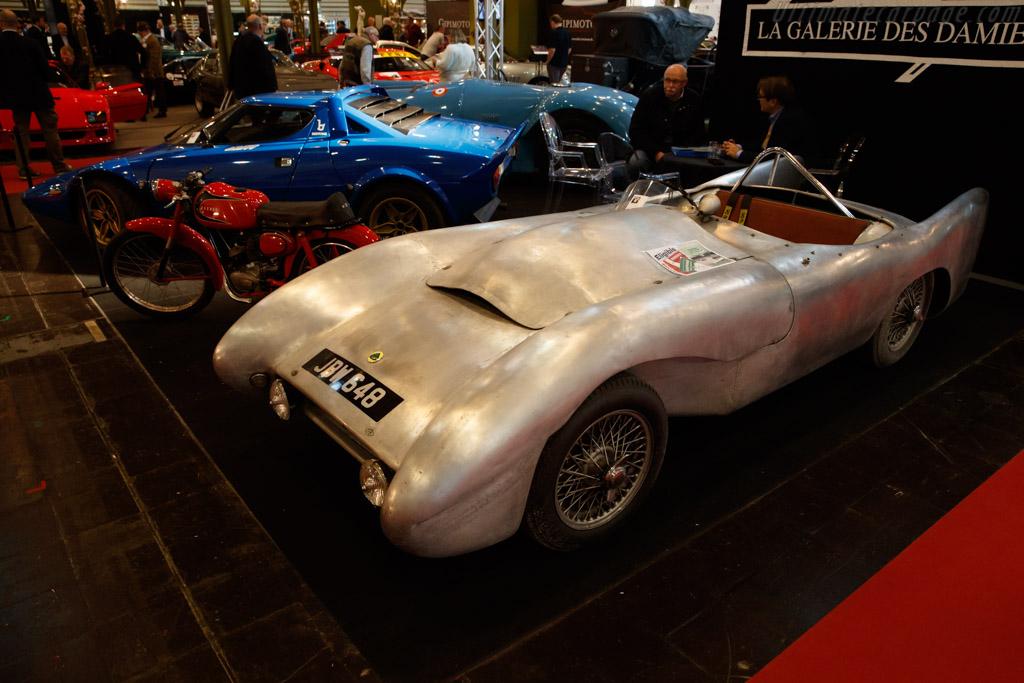 Lotus X - Chassis: 88  - 2019 Techno Classica