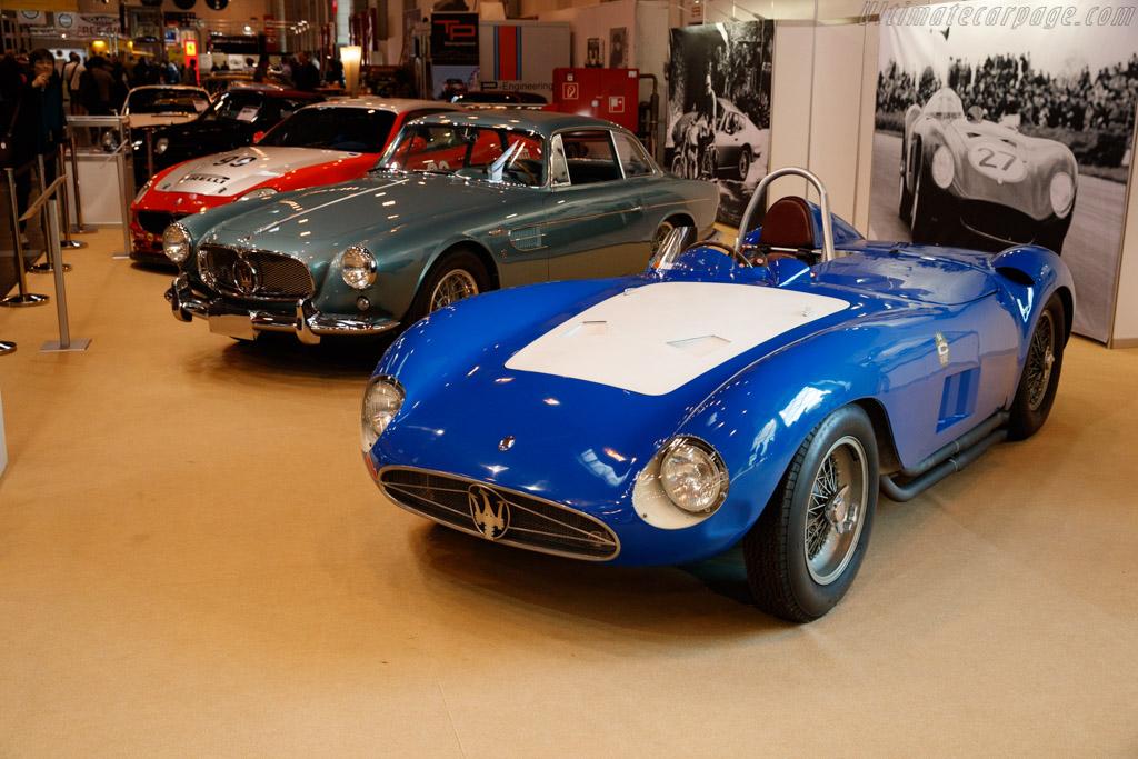 Maserati 300 S - Chassis: 3057  - 2019 Techno Classica