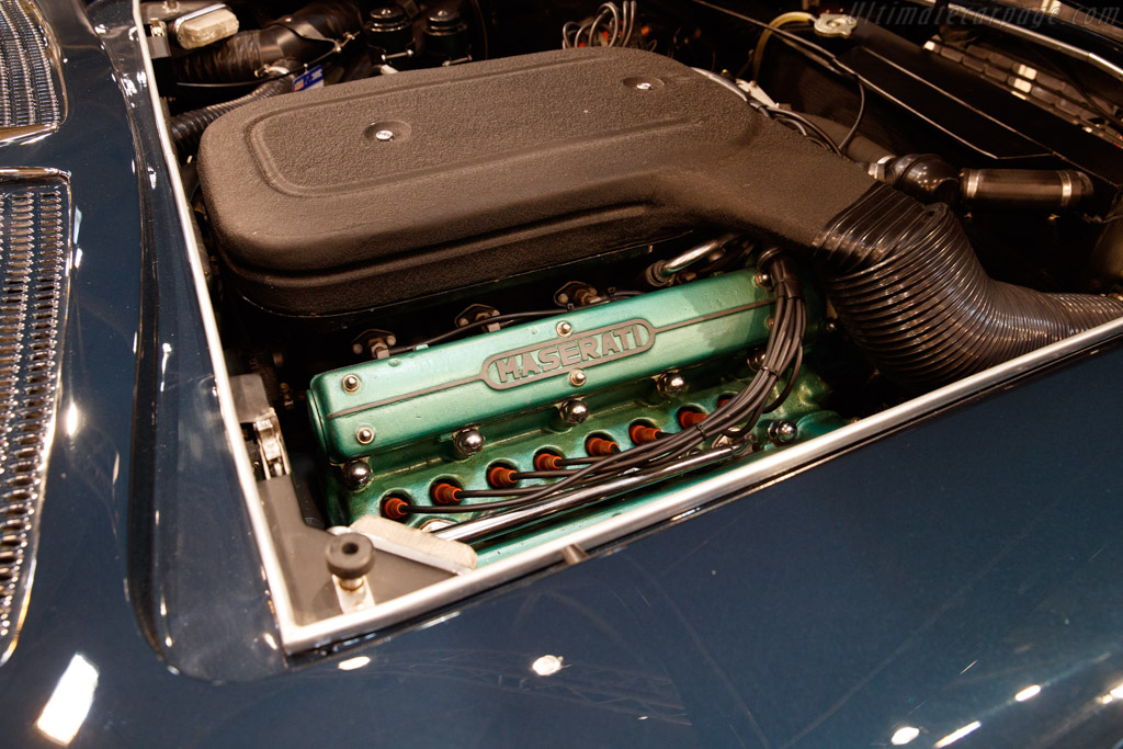 Maserati 5000 GT - Chassis: 103.046 - Entrant: Hoedlmayr - 2019 Techno Classica