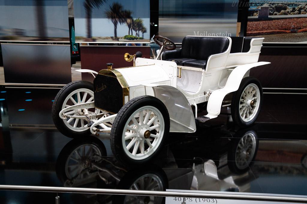 Mercedes 40 PS   - 2019 Techno Classica