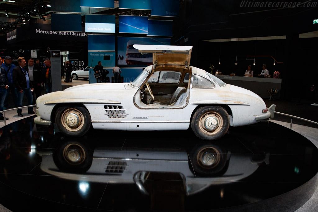 Mercedes-Benz 300 SL - Chassis: 198.040.4500043  - 2019 Techno Classica