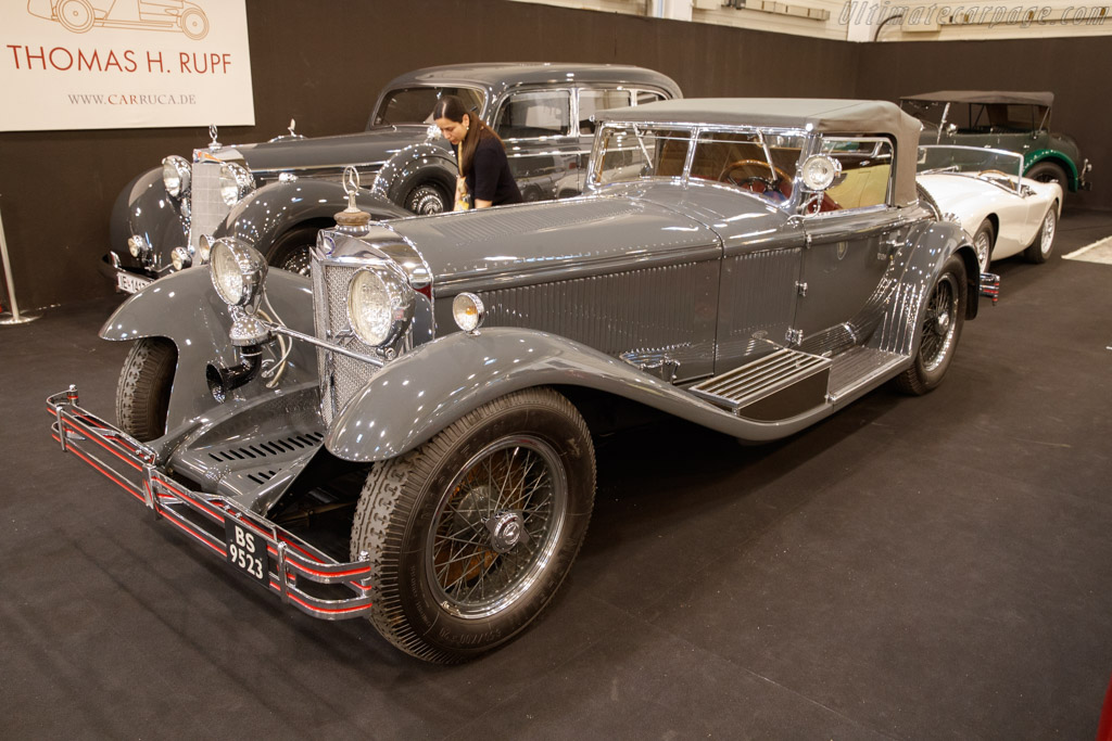 Mercedes-Benz 710 SS Castagna Roadster - Chassis: 14034  - 2019 Techno Classica