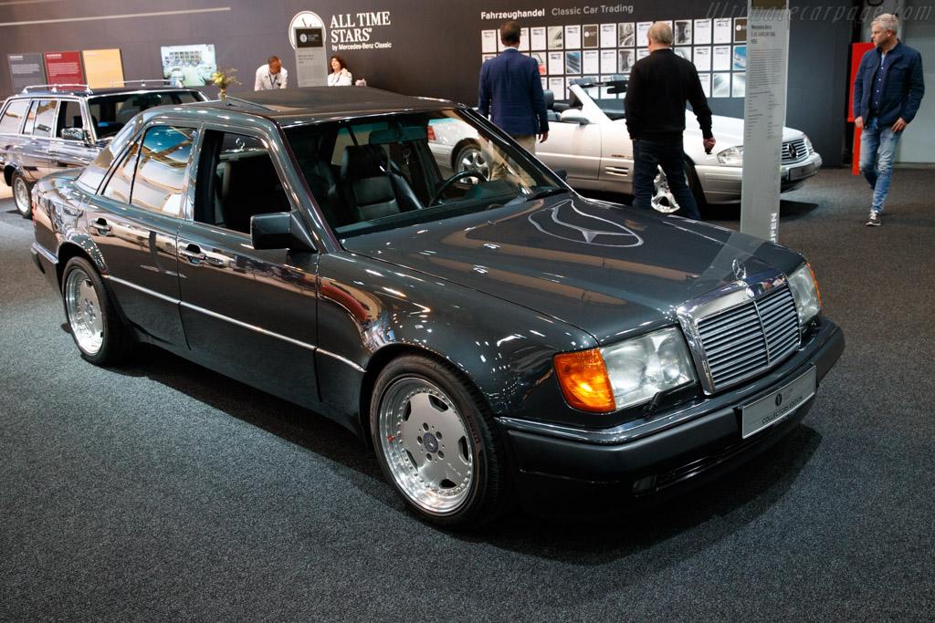 Mercedes-Benz E 60 AMG   - 2019 Techno Classica