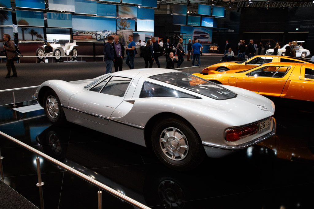 Mercedes-Benz SLX   - 2019 Techno Classica