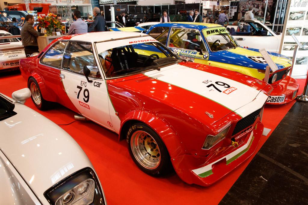 Opel Commodore B GS/E - Chassis: 135892782  - 2019 Techno Classica