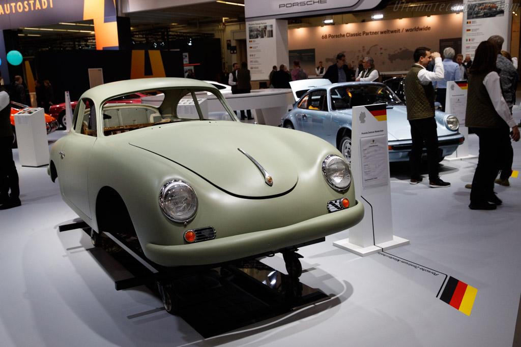 Porsche 356 A Coupe   - 2019 Techno Classica