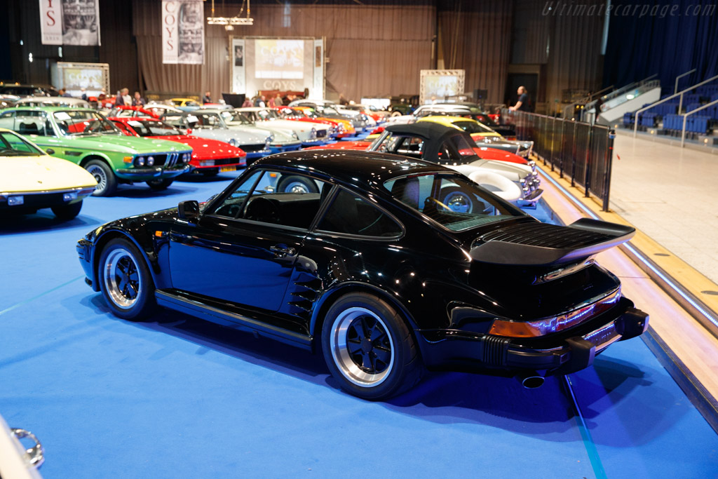 Porsche 911 Turbo Slantnose - Chassis: WP0ZZZ93ZFS000155 - Entrant: Coys - 2019 Techno Classica