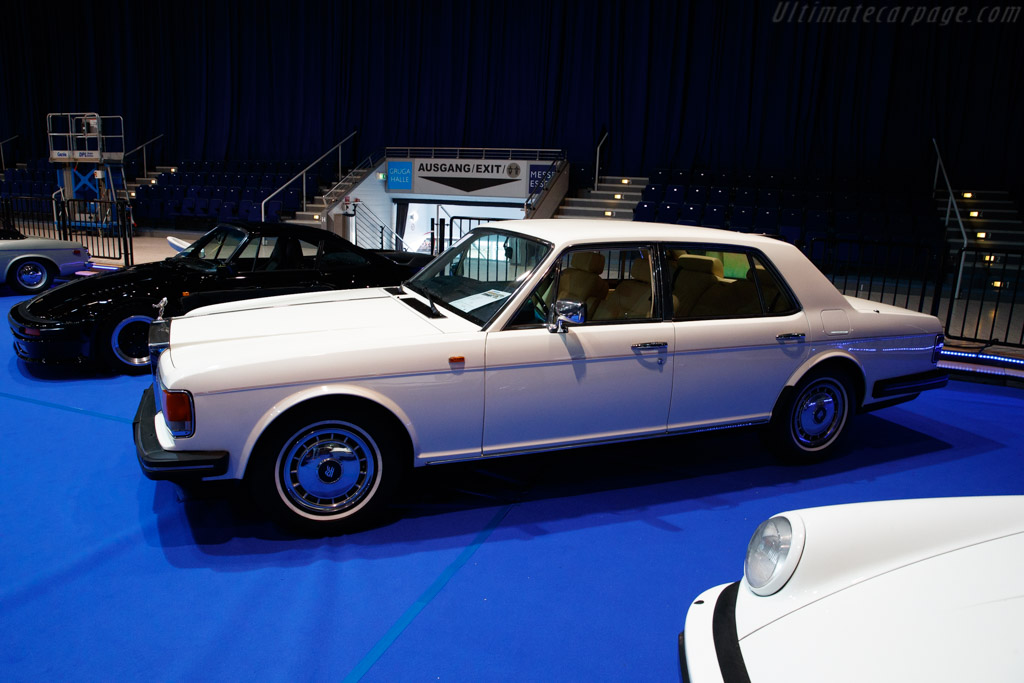 Rolls-Royce Silver Spirit II - Chassis: SCAZS02A0LCX31027 - Entrant: Coys - 2019 Techno Classica