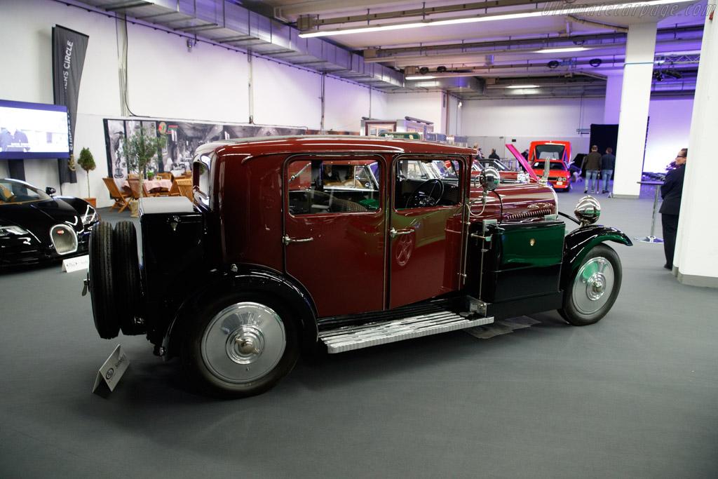 Voisin C23 - Chassis: 47001  - 2019 Techno Classica