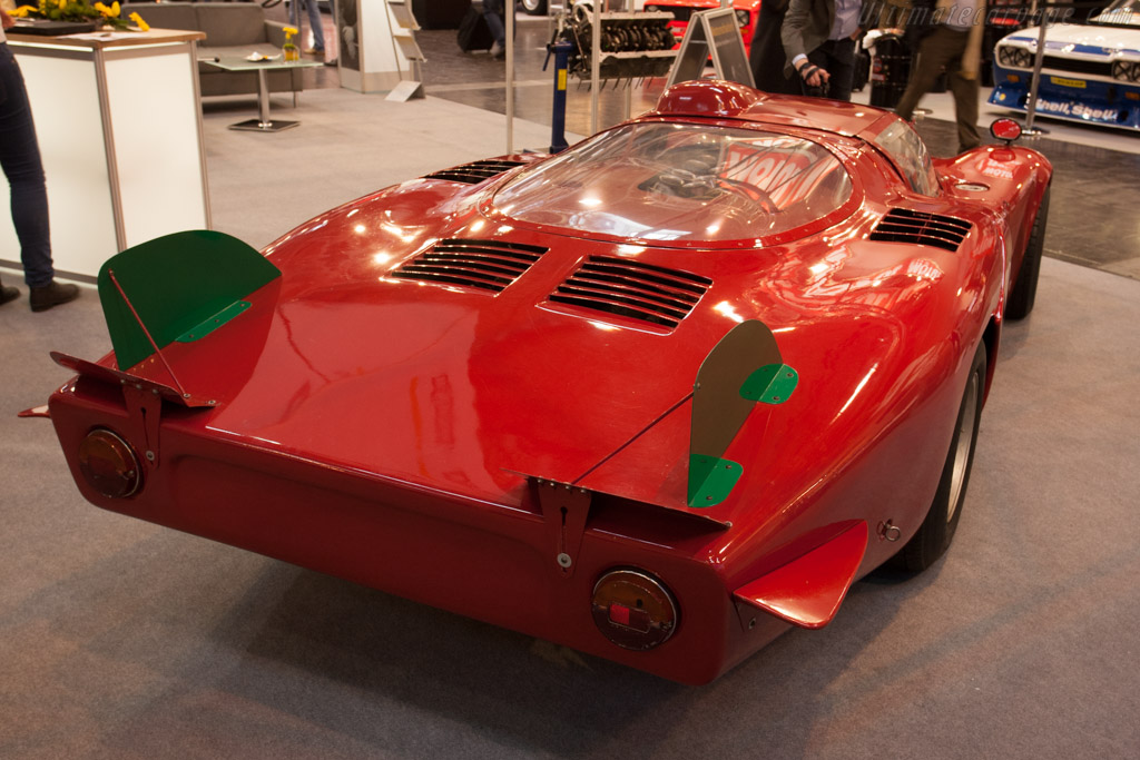 Alfa Romeo 33/2 Daytona    - 2013 Techno Classica