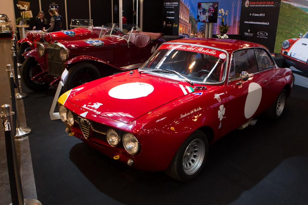 Alfa Romeo GTAm    - 2013 Techno Classica
