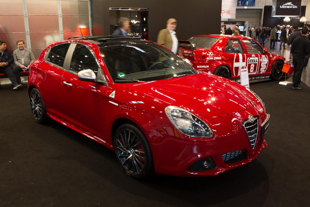 Alfa Romeo Giulietta    - 2013 Techno Classica