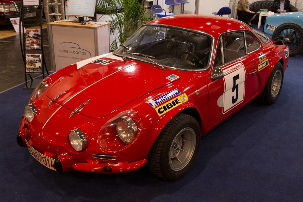 Alpine A110    - 2013 Techno Classica