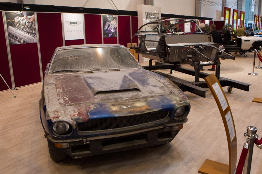 Aston Martin DBS    - 2013 Techno Classica