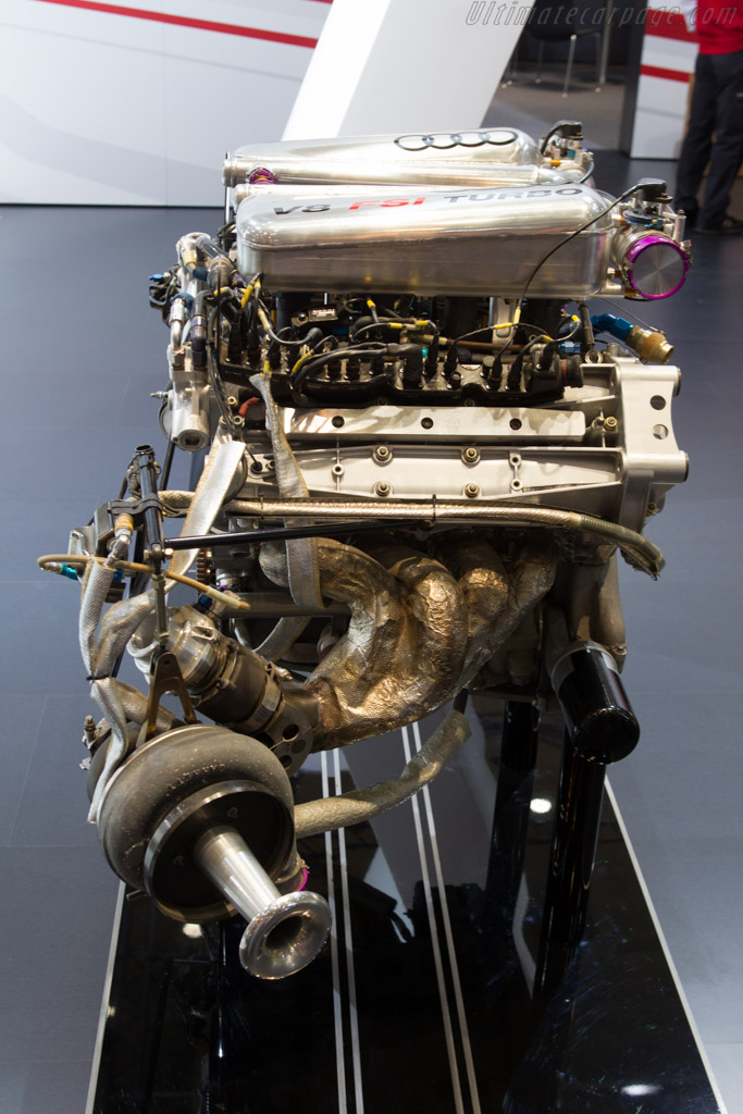 Audi R8    - 2013 Techno Classica