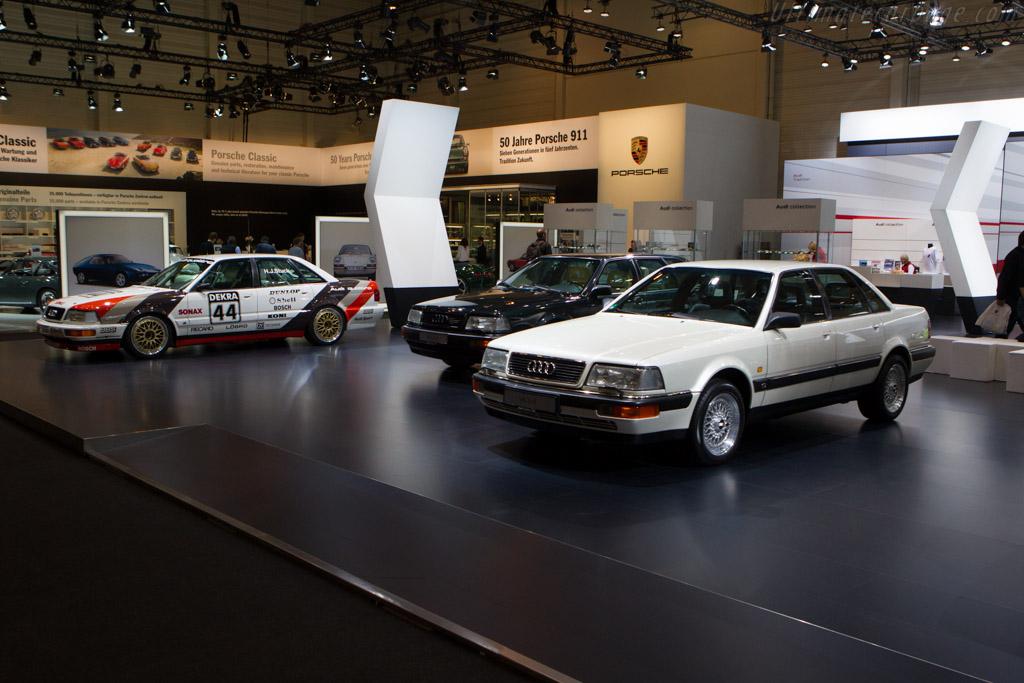 Audi V8    - 2013 Techno Classica