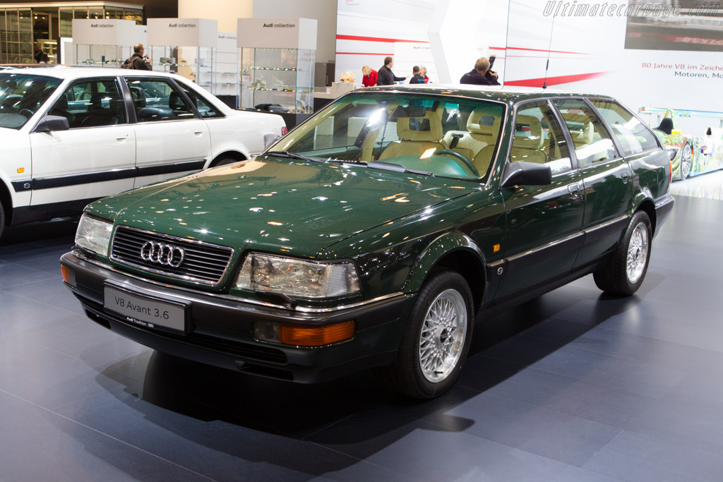 Audi V8 Avant 2013 Techno Classica