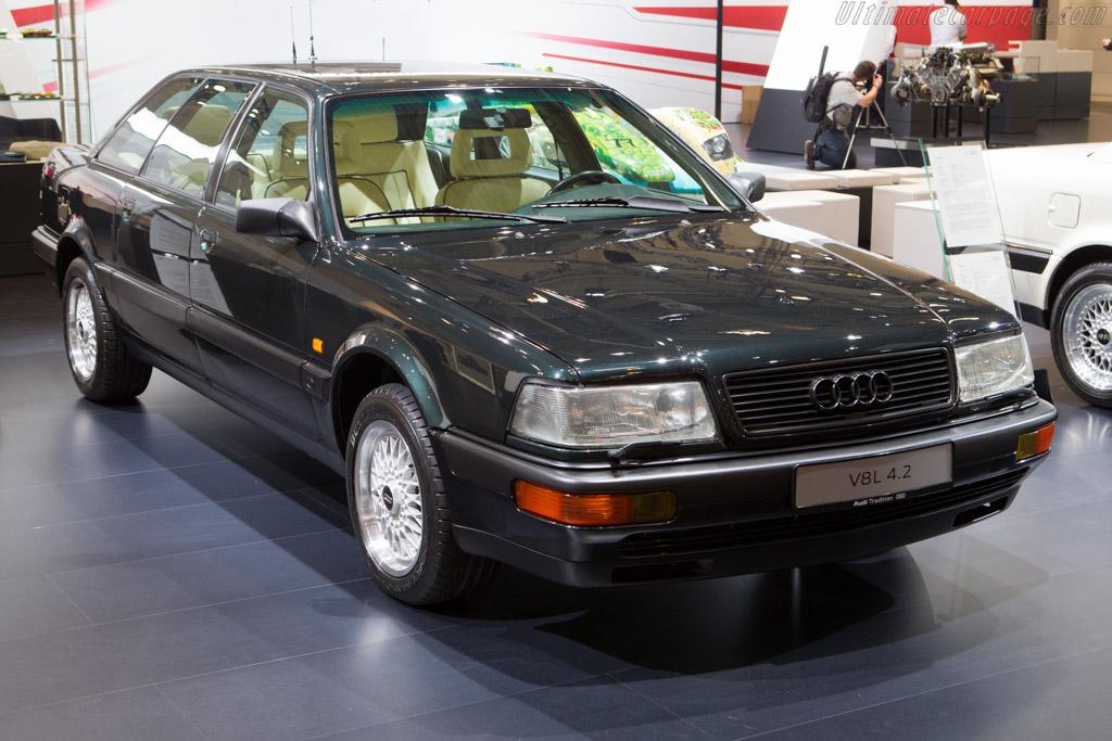 Audi V8 L    - 2013 Techno Classica