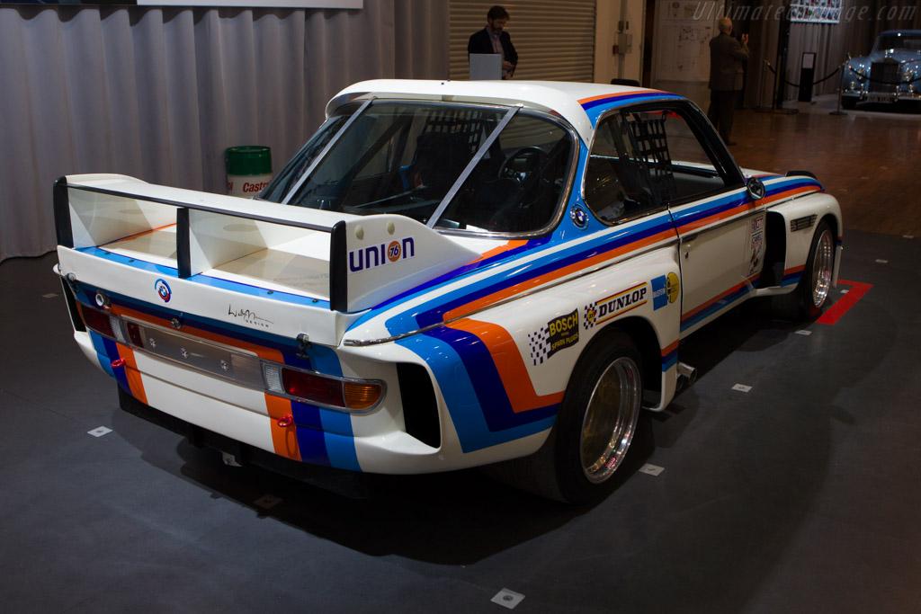 BMW 3.0 CSL    - 2013 Techno Classica