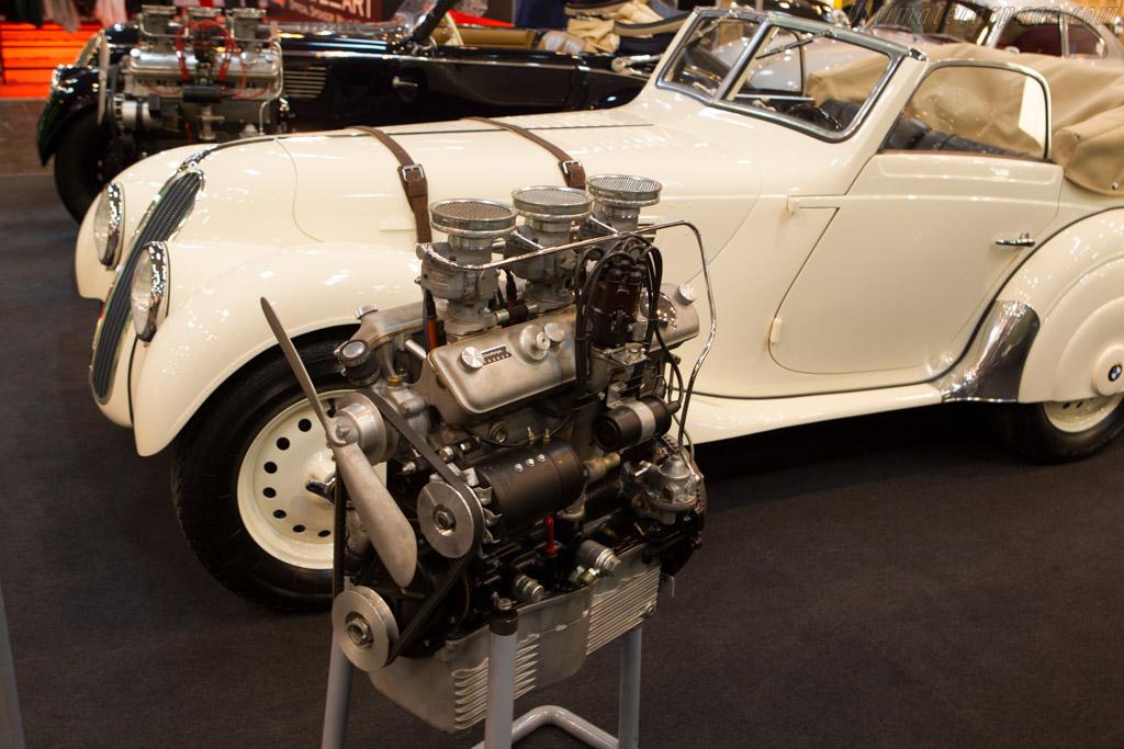 BMW 328    - 2013 Techno Classica