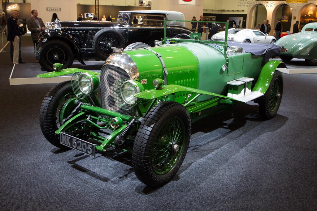 Bentley 3 Litre Speed    - 2013 Techno Classica