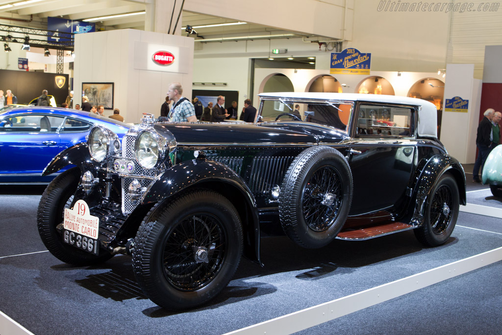 Bentley 6.5 Litre    - 2013 Techno Classica