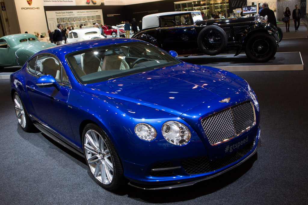 Bentley Continental Speed    - 2013 Techno Classica