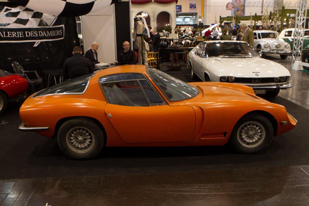 Bizzarrini 1900 GT Europa    - 2013 Techno Classica