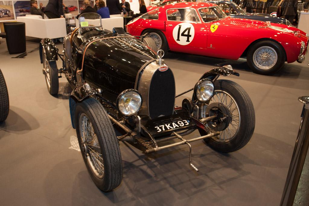 Bugatti Type 37    - 2013 Techno Classica