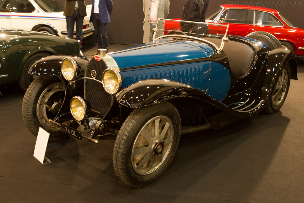 Bugatti Type 55 Roadster - Chassis: 55213   - 2013 Techno Classica