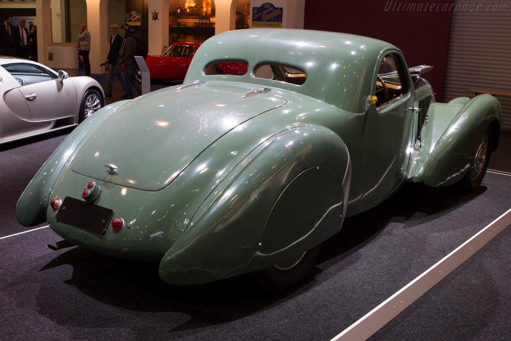 Bugatti Type 57 Atalante - Chassis: 57835   - 2013 Techno Classica