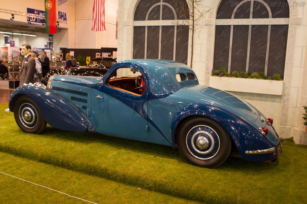 Bugatti Type 57 Atalante - Chassis: 57371   - 2013 Techno Classica