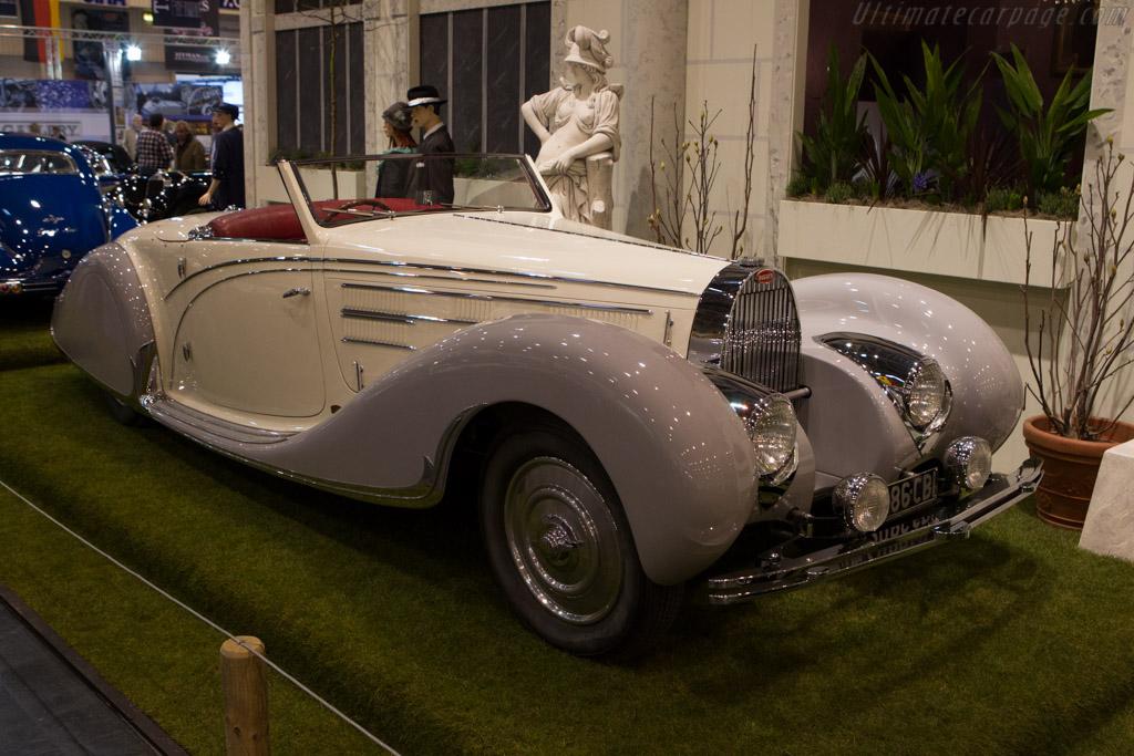 Bugatti Type 57 Stelvio    - 2013 Techno Classica