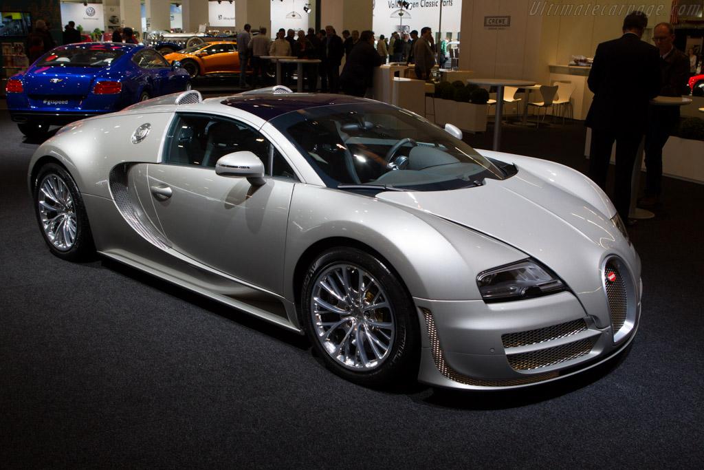Bugatti Veyron Grand Sport Vitesse    - 2013 Techno Classica