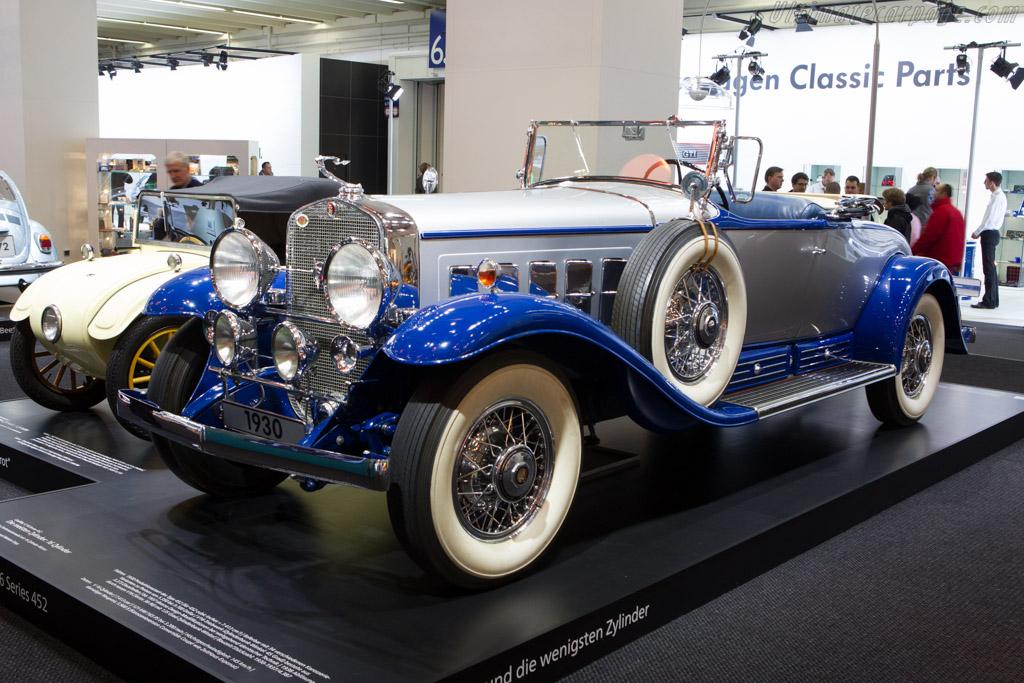 Cadillac V16   - 2013 Techno Classica