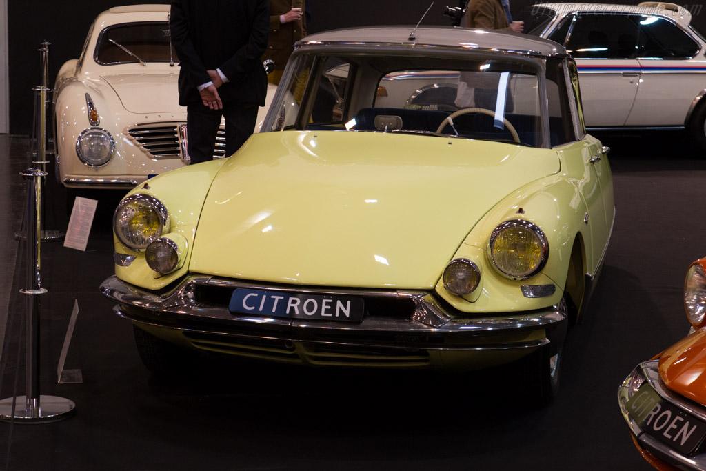 Citroën DS    - 2013 Techno Classica