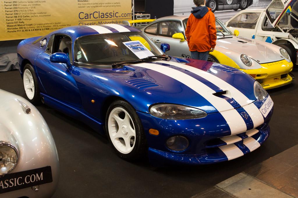 Dodge Viper GTS    - 2013 Techno Classica