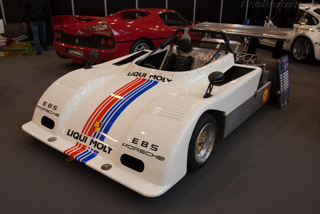 EBS Porsche    - 2013 Techno Classica