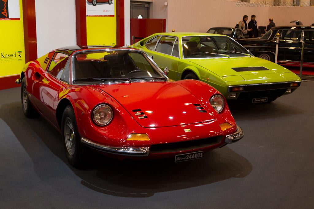 Ferrari 246 GTS Dino    - 2013 Techno Classica
