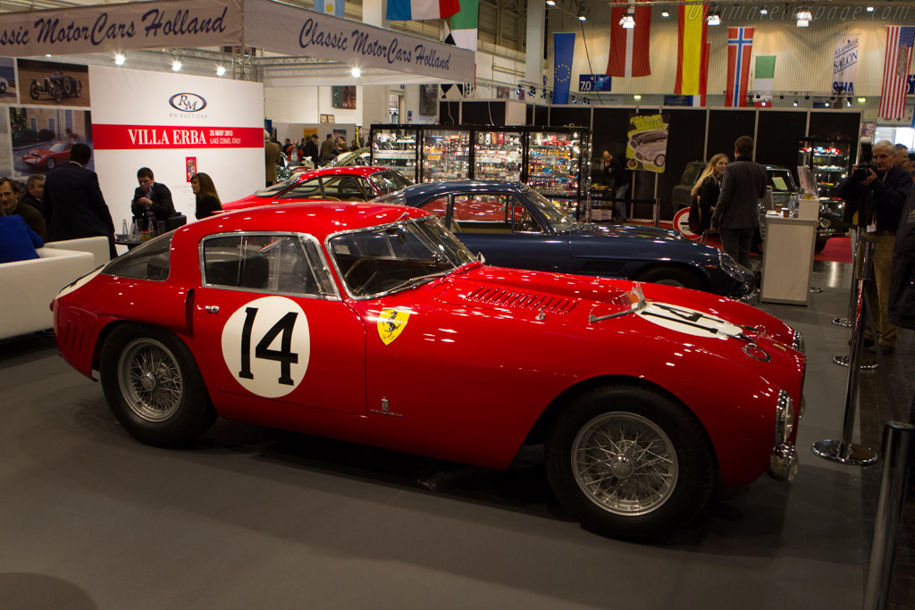 Ferrari 340/375 MM Pinin Farina Coupe - Chassis: 0320AM   - 2013 Techno Classica