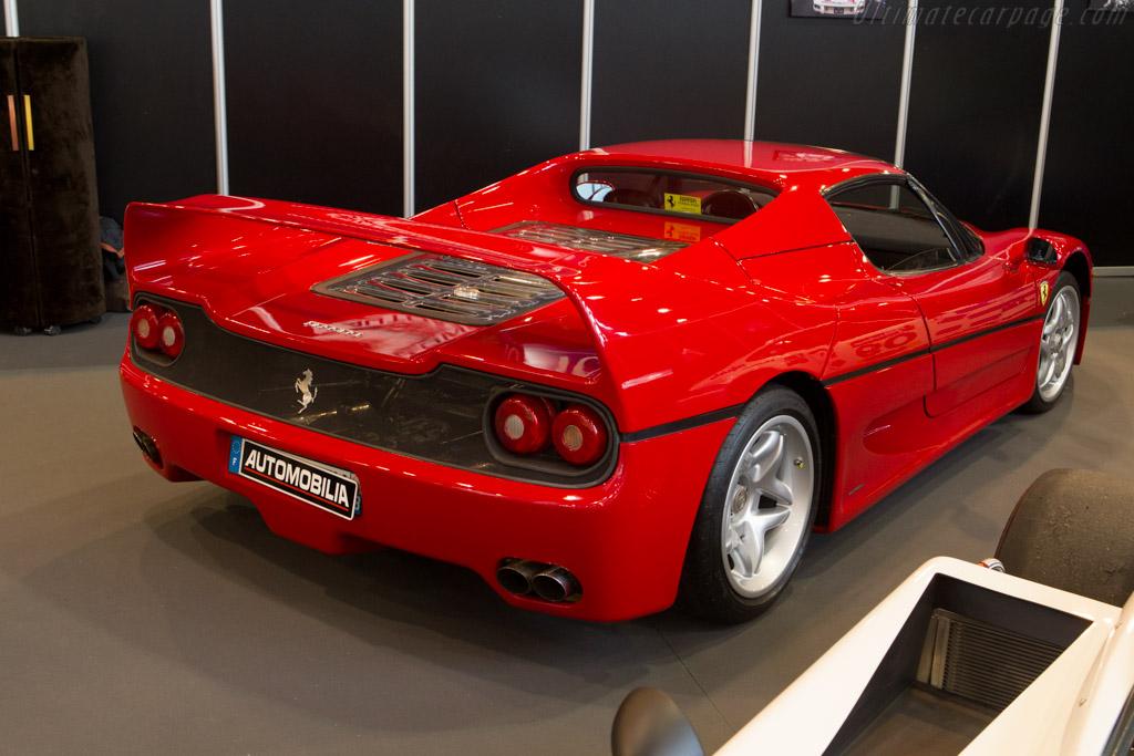 Ferrari F50    - 2013 Techno Classica