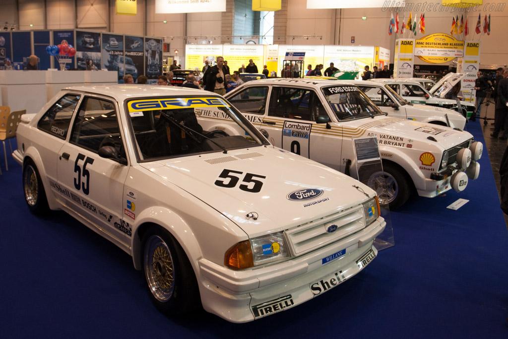 Ford Escort    - 2013 Techno Classica