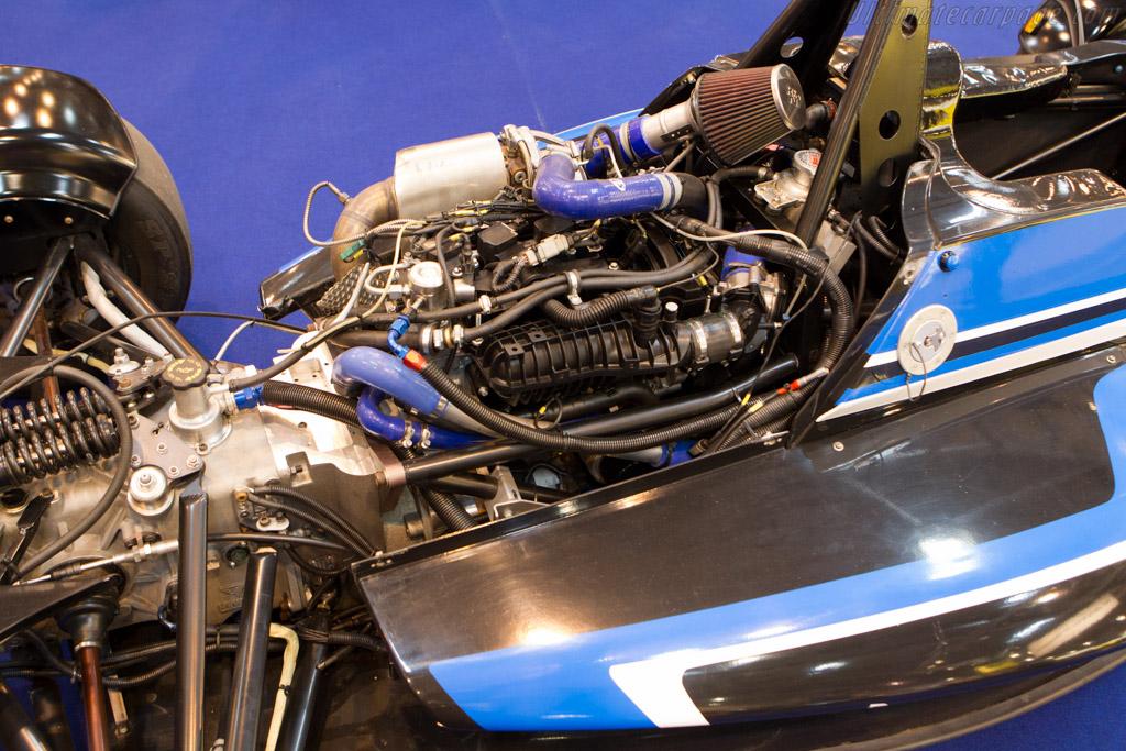Ford FF   - 2013 Techno Classica
