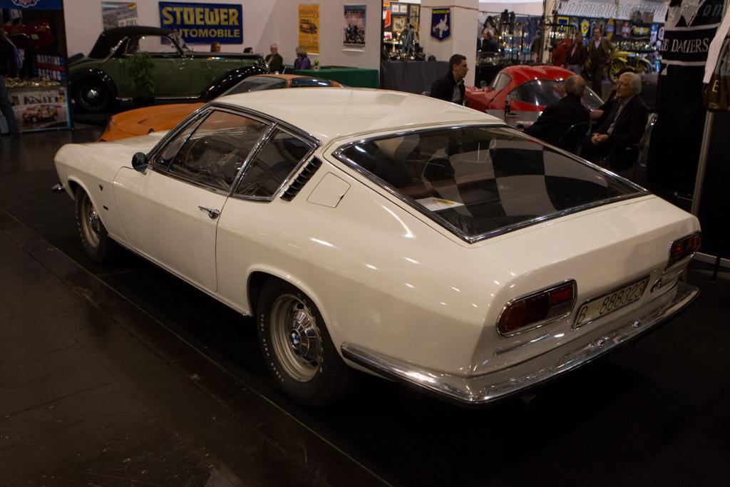 Glas 3000 GT Frua Fastback    - 2013 Techno Classica