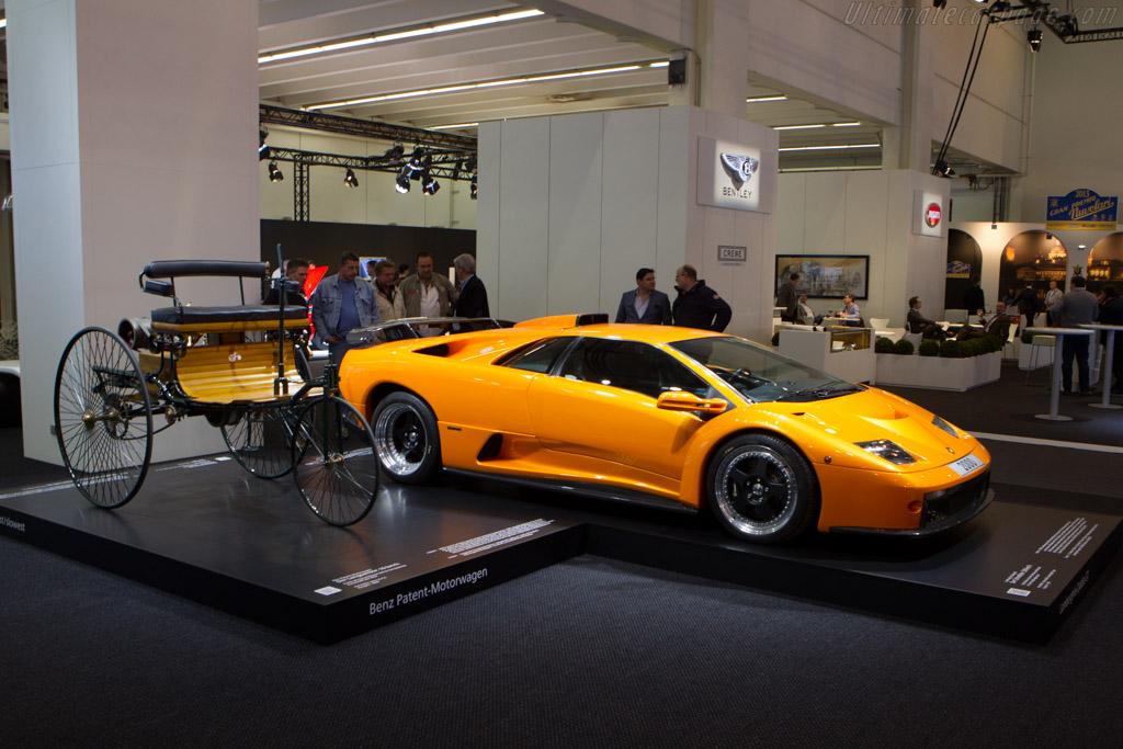 Lamborghini Diablo GT    - 2013 Techno Classica