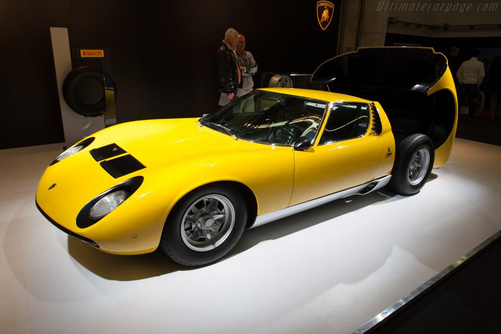 Lamborghini Miura SV    - 2013 Techno Classica