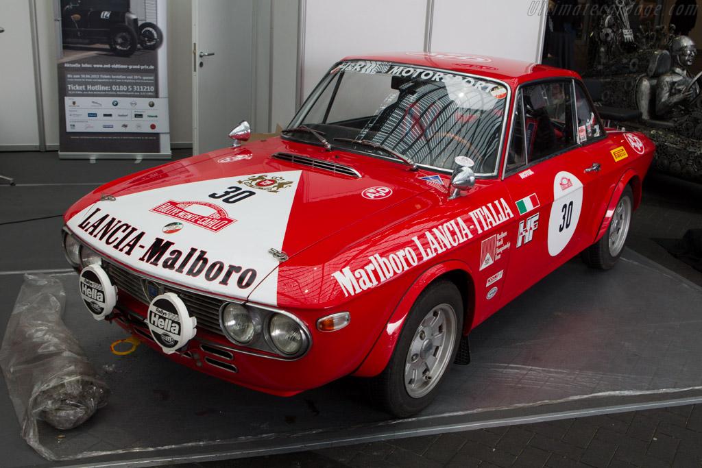 Lancia Fulvia    - 2013 Techno Classica