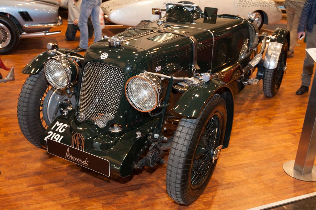 MG K2    - 2013 Techno Classica