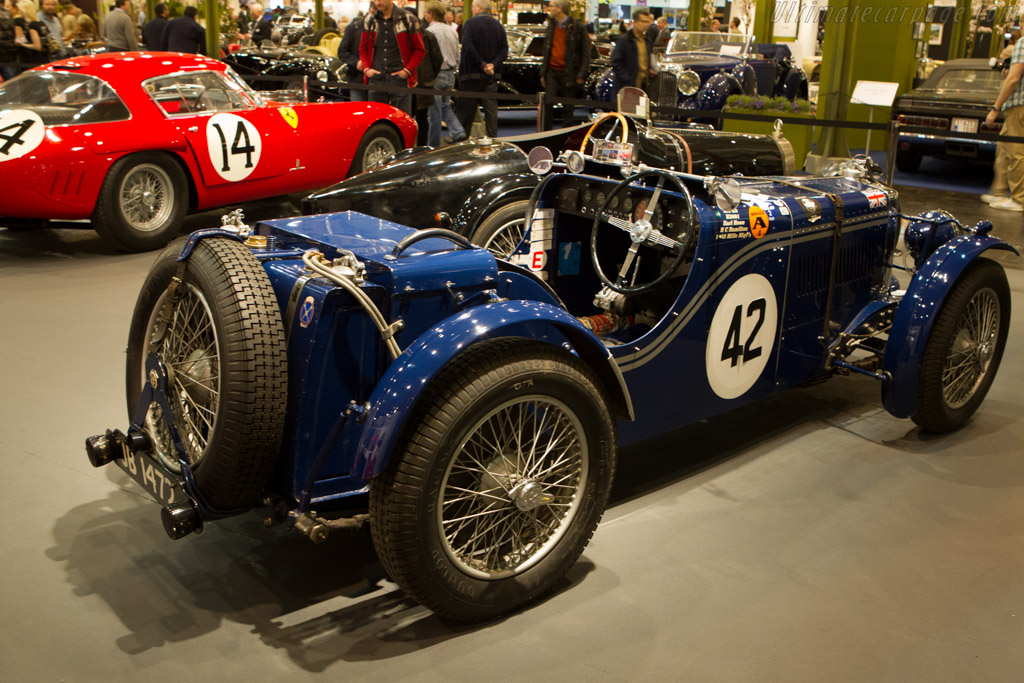 MG K3 Magnette - Chassis: K3001   - 2013 Techno Classica