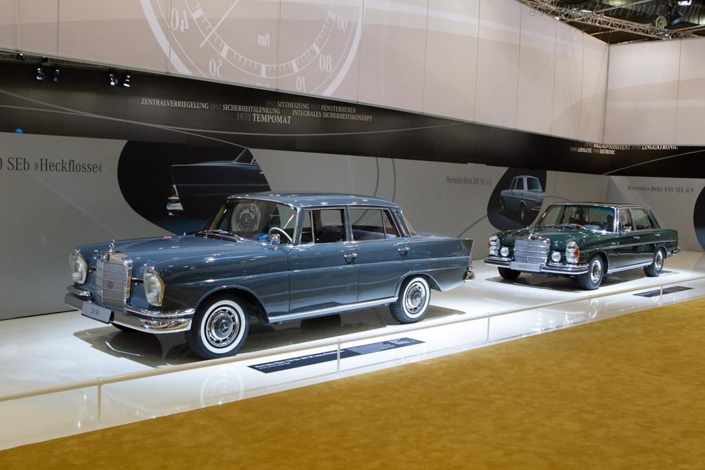 Mercedes-Benz 220 SEb    - 2013 Techno Classica